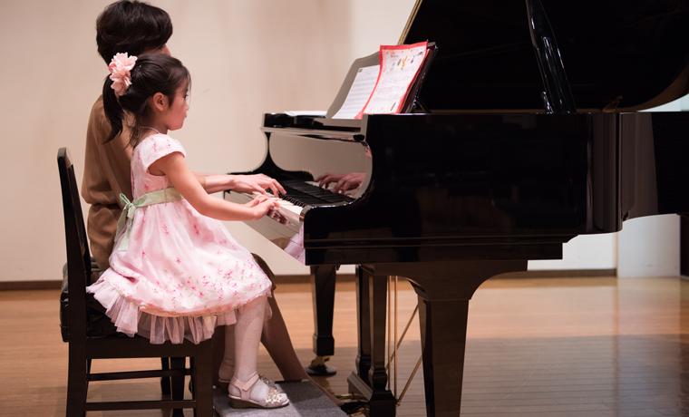 ピアノ発表会1